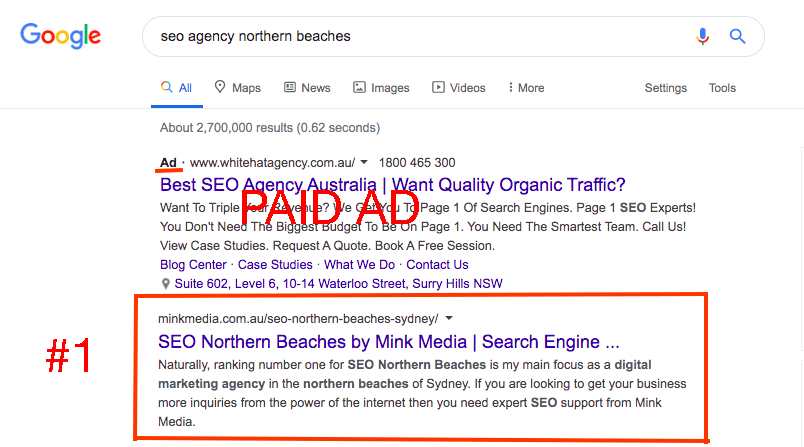 Mink Media, Mink Media