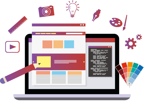 Custom Websites, Mink Media