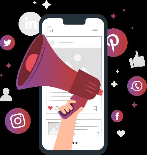 Social Media Presence, Mink Media